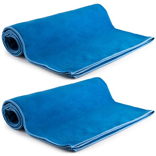 MEGALOVEMART Set of 2 Super Absorbent 15
