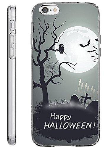 Case for Apple iPhone 6 Plus (2014) / 6S Plus (2015) Happy Halloween