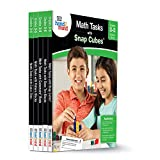 ETA hand2mind Math Tasks Library Books, Grades 3-5