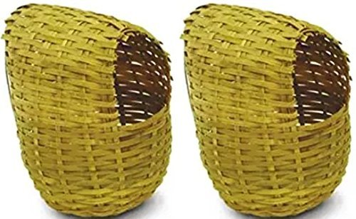 Kaytee Giant Finch Bamboo Nature's Nest (2 Pack)