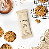 Level Foods - Oat Cookie Protein Bars, High