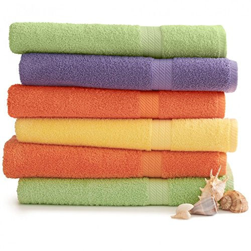 Martex Solid Pool Towel, 30'' X 54'', ABCD color, soft cotton towel, machine washable and fast-drying, perfect for commercial use by Martex