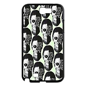 Normal people scare me Design Unique Customized Hard Case Cover for Samsung Galaxy Note 2 N7100, Normal people scare me Galaxy Note 2 N7100 Cover Case Kimberly Kurzendoerfer