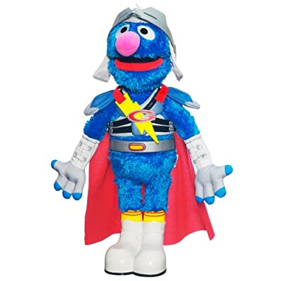 Flying Super Grover 20 by Sesame Street
