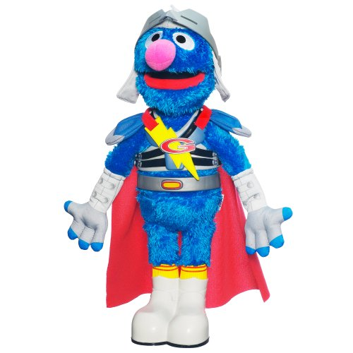Sesame Street Flying Super Grover 2.0]()