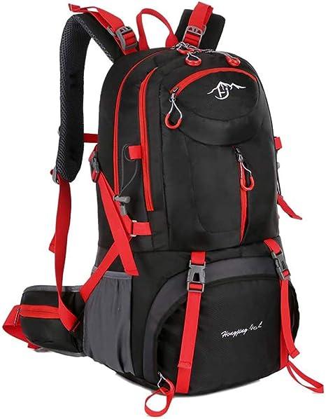 Belegao Hiking Backpack 40L Waterproof Travel Backpack Camping Trekking  Rucksack Mountaineering Large Capacity Rucksack for Men Women Outdoor  Sport: Amazon.co.uk: Sports & Outdoors