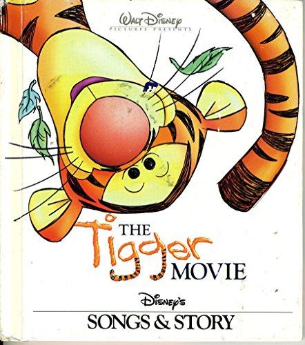 The Tigger Movies. DisneyÕs Songs and Story. CD and book set.