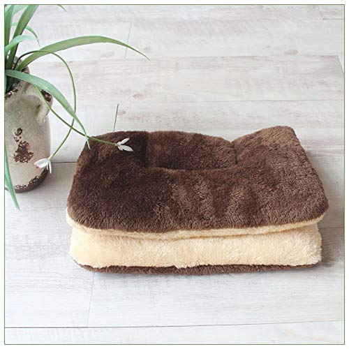 Amazon.com : Pet Bed - Dog Bed Mat Pet Cushion Blanket Warm Puppy Cat Fleece Sleeping Bed for Small Medium Large Dogs Cats Pad Chihuahua Cama Perro : Pet ...