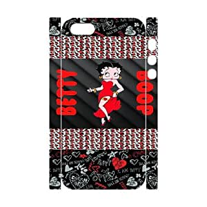 iphone 5 5S 3D Phone Case Betty Boop BD8094