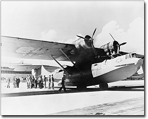 Fighting French with Bomber Aircraft 1942 11x14 Silver Halide Photo Print