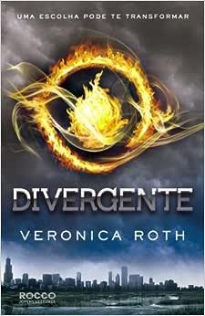 Divergente, livro 1 da série Divergente na loja Livros da
