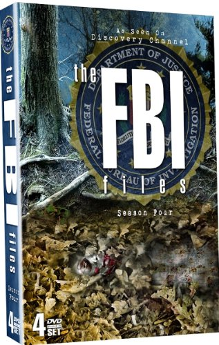 DVD : The Fbi Files: Season 4 (Slim Pack, 4PC)