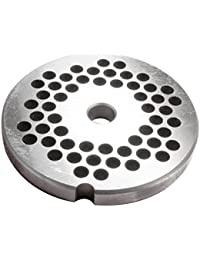 Favor # 10/12 Premium Salvinox Stainless Steel Grinder Plate 6mm (1/4 Inch) offer