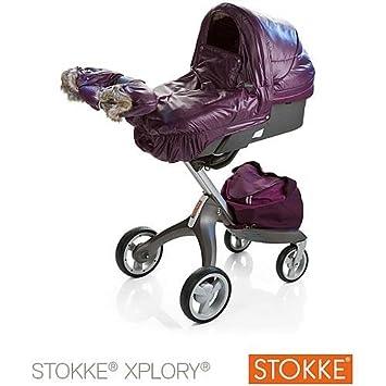 Kit de invierno para silla de paseo Stokke Xplory morado ...