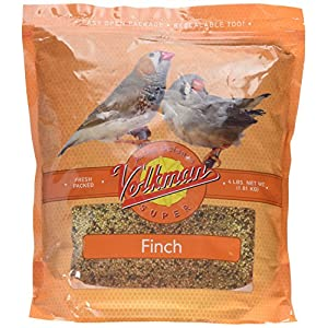 Volkman Seed Avian Science Super Finch Nutritionally Balanced Diet Food 4 lbs 74