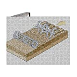 Media Storehouse 252 Piece Puzzle of Illustration of Rotary Cultivator (13544359)