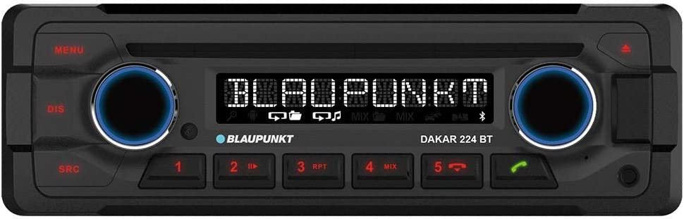 Blaupunkt Dakar 224 Bt 1 Din Elektronik