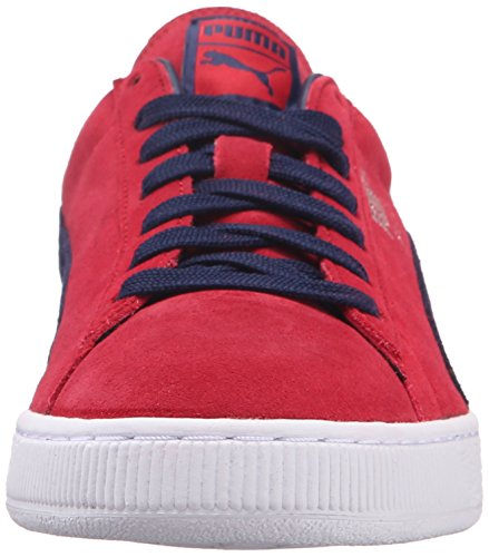 Sneakers peacoat Noir Suede Cherry Basses Men Mixte Classic For Adulte Puma Barbados Bqnwxq