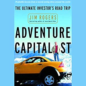 Adventure Capitalist Audiobook