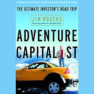Adventure Capitalist Hörbuch