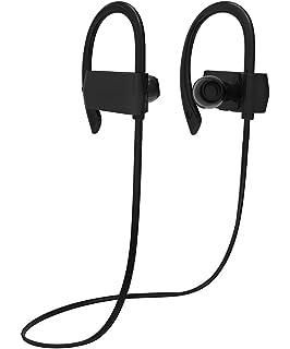 Cocoda Auriculares Bluetooth Correr, Auriculares Inalámbricos Bluetooth V4.1 con Micrófono, Estéreo,
