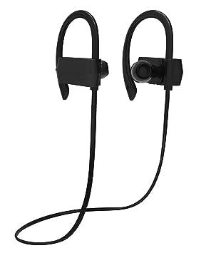 Cocoda Auriculares Bluetooth Correr, Auriculares Inalámbricos Bluetooth V4.1 con Micrófono, Estéreo,Cancelación de Ruido IPX4 Auriculares Prueba de Sudor ...