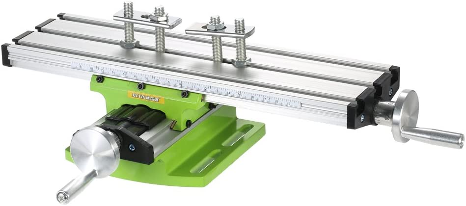 KKmoon Mini Fresadora Metal,Fresadora de Mesa BG6300
