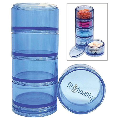 - Pill Case Stacker