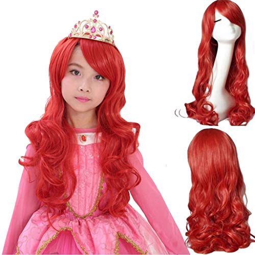 Little Mermaid Wig (Ani·Lnc 24