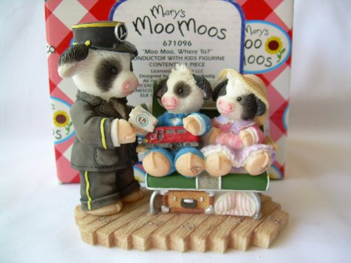 Mary's Moo Moos Moo Moo, Where To? 671096