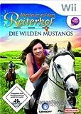 Abenteuer auf dem Reiterhof - Die wilden Mustangs