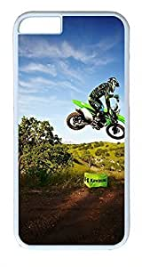 IMARTCASE iPhone 6 Case, Kawasaki Motocross Jump iPhone 6 Case and Cover Polycarbonate Hard Plastic Case for iPhone 6 4.7