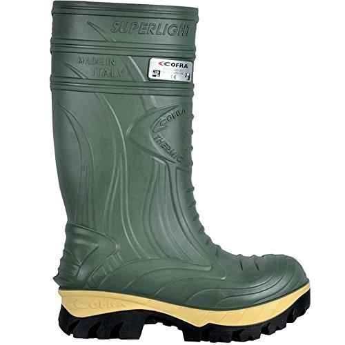 Cofra Thermic S5 Hro CI SRC Chaussures de sécurité Taille 48 Vert