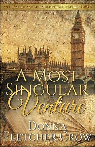 Amazon.com: A Most Singular Venture: Murder in Jane Austens ...