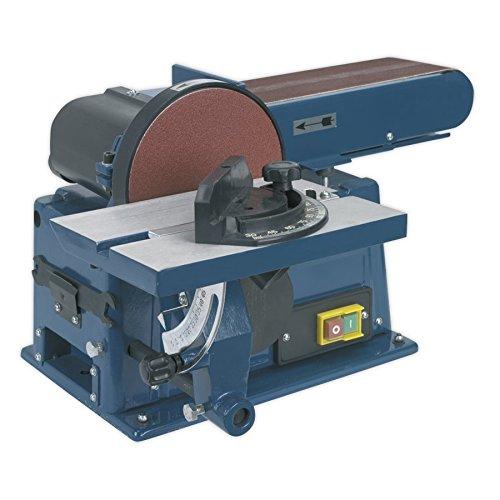 Sealey SM14 Belt/Disc Sander Bench Mounting 100 x 915mm/Ø 150mm