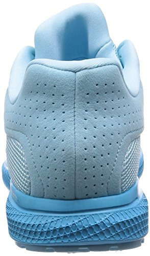 adidas Energy Bounce, Women's Running Shoes Blue - Blau (Frozen Blue F15/Bright Cyan/Ftwr White)
