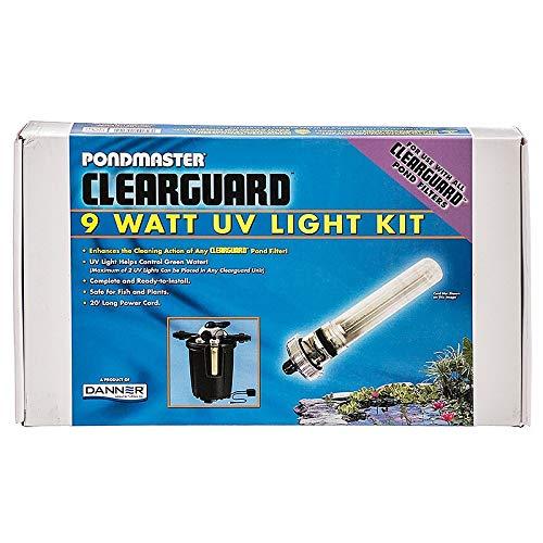 PondMaster Clearguard - 9W UVC Conversion - Upgrade Kit - 15610 by PondMaster