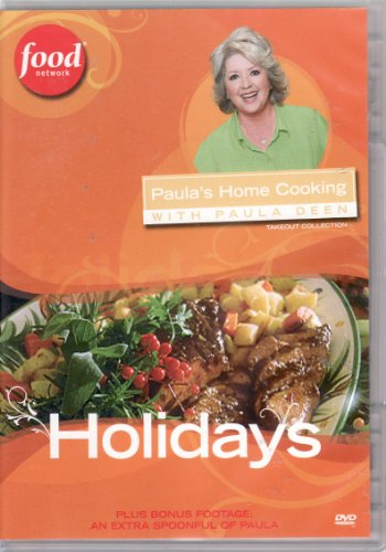 Food Network Paula Deen - Paula's Home Cooking Holidays - Halloween at Home / Thanksgiving / Holiday Show]()