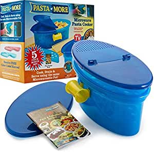 Amazon.com: Pasta N More - Microwave Pasta Cooker - 80