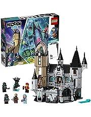 LEGO® Hidden Side Mysterieus kasteel 70437 populair spokenjachtspeelgoed, coole LEGO set met augmented reality voor kinderen (1.035 onderdelen)