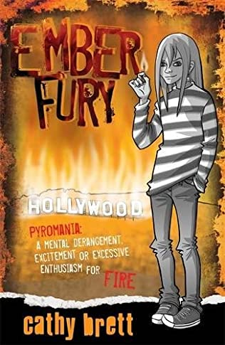 book cover of Ember Fury