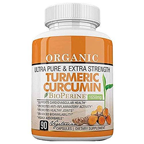 Vegetarian Curcuminoids Bioavailability Anti Inflammatory Antioxidants product image