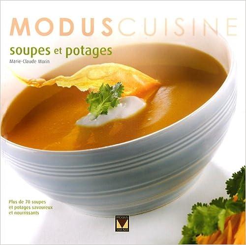 Livres Soupes et potages pdf
