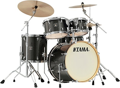 Tama Superstar Classic 5-Piece Shell Pack with 20 in. Bass Drum Midnight Gold Sparkle