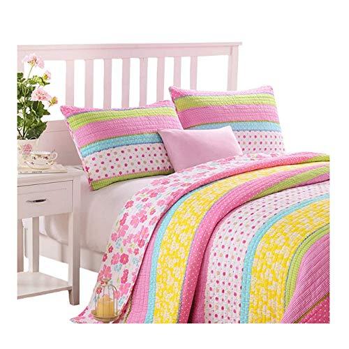 quilt full pink - 8