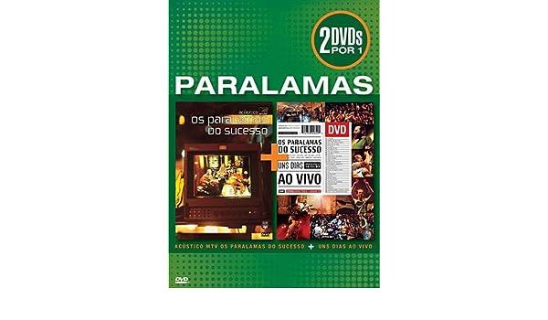 DOWNLOAD GRÁTIS ACUSTICO DO DVD PARALAMAS SUCESSO