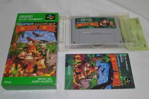 Super Donkey Kong [Japanese Version]