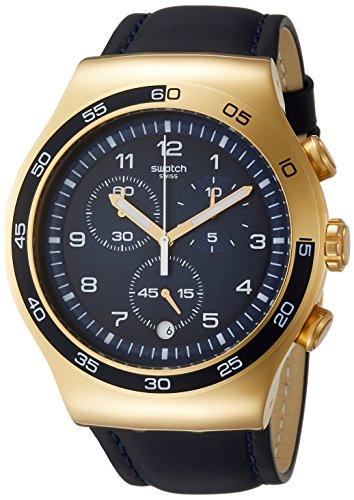 [スウォッチ]swatch [スウォッチ]SWATCH IRONY THE CHRONO(アイロニー ザ クロノ)GOLDEN YACHT(ゴールデン ヨット)メンズ YOG409 メンズ