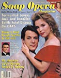 Matthew Ashford, Melissa Reeves, Days of Our Lives, Shannon Sturges, Santa Barbara's Mason & Mary - March 17, 1992 Soap Opera Magazine
