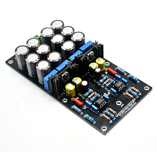 Assembled Phono MM OPA2111KP preamp board by Jolooyo